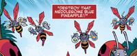 Buzz Bomber Sonic Boom Archie