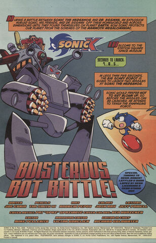 File:Sonic X issue 4 page 1.jpg