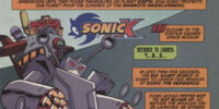 Archie Sonic X Issue 4