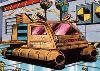 Barfmobile