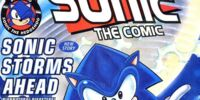 Sonic the Comic Issue 102