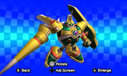Sonic Generations 3DS model 17