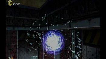 Sonic Adventure 2 Battle (GC) Egg Quarters Mission 3 A Rank