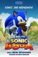 Sonic Twitter teaser