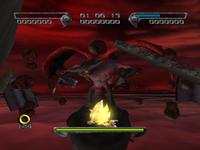 Devil Doom using telekinesis