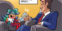 President (Archie)