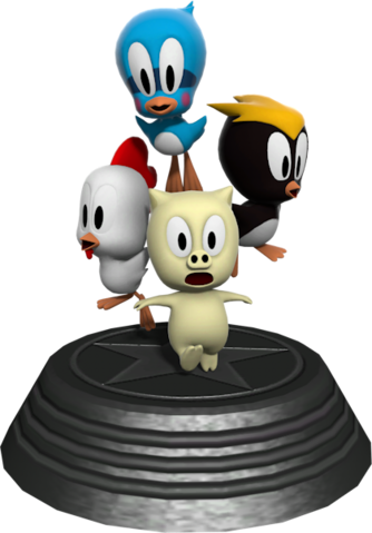File:Sonic Generations Animals Statue.png