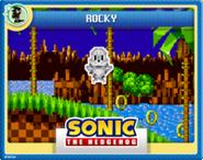 Rocky Online Card