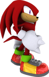 Knuckles the echidna by itshelias94-d4sdrqf