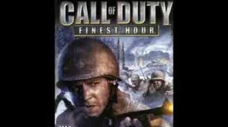 Call of Duty Finest Hour The Flag Must Fall-0
