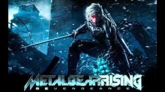 Metal Gear Rising Revengeance OST - Red Sun Extended-0
