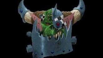 Dawn of War - Orks Theme