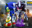 Sonic Adventure 3:The End of the World/Sonic Story
