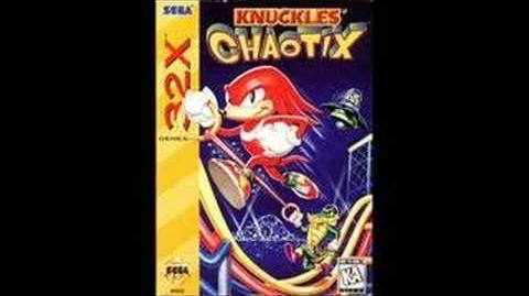"""Knuckles Chaotix """"Door into Summer"""" Music"""