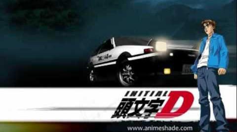 Initial D - Running in The 90s