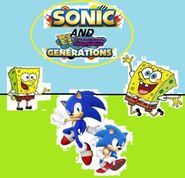 459px-Sonic and Spongebob Generations