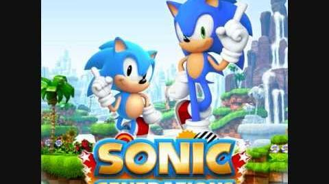 Sonic Generations OST Diamond Dust Zone - Remix
