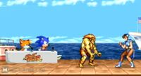 Street fighter preview