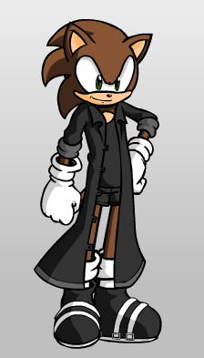 Umagon the Hedgehog (1)