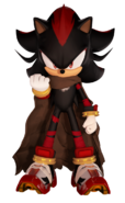 Shadow the hedgehog boom style 2 by finland1-d7nkqzw