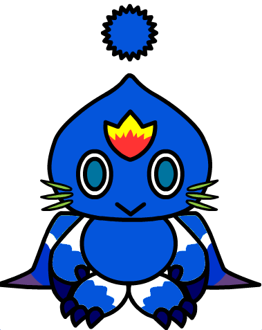 File:Dewdrop the Chao.png