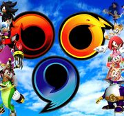 Sonic heroes BG