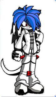 Fan character Slade by PyroZ3r0