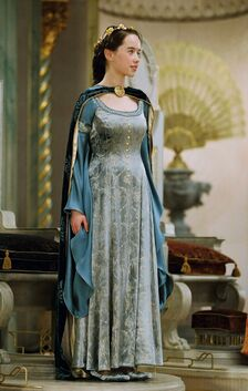 Susan's coronation