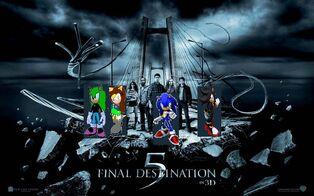 Sonic s final destination 5 by cameron33268110-d4b1eqi