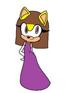 Nancy's dress