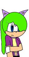 Nicole is upset