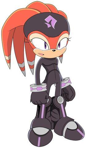 File:Shade Sonic X Model by AdoubleA.jpg