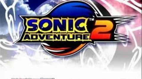 Sonic Adventure 2 Space Trip Steps