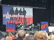 Bowling For Soup Oxegen 08