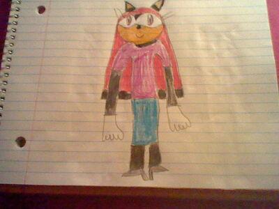 Gemedi the Hedgehog