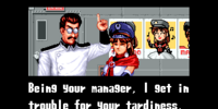 Mao Mao's manager