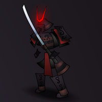 S1 Ghost Samurai
