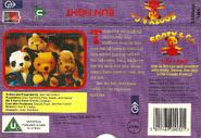 BunFight(VHS)backcoverandspine