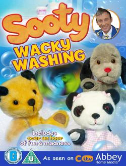 WackyWashing(DVD)