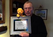 Peter Corbett Atlantic Award