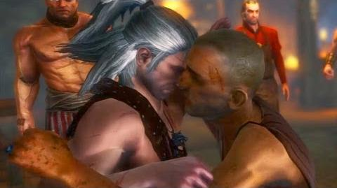 One on One Flotsam (The Witcher 2) Full HD