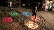 Merlin circle