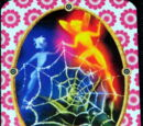 The Sugar Plum Fairies' Dewdrop Spiderweb