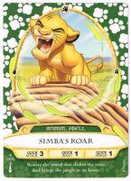 17 - Simba's Roar