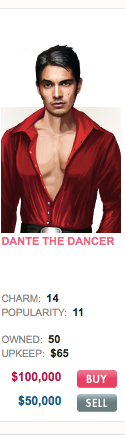 Dantethedancer