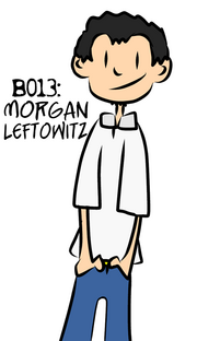 B013 - Morgan Leftowitz