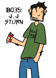 B035 - JJ Sturn