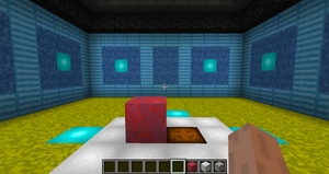 Scarletite Block