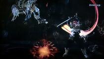 Black Ninja Vs Killer SC5 4
