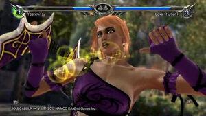 Lexa (Human Form) Battle 03